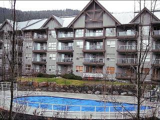 Year Round On-Site Outdoor Pool & Hot Tub - Walking Distance to Blackcomb Base (4073) - Whistler vacation rentals