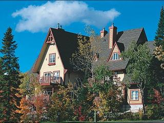 Walk to Village Shops & Restaurants - Close to Pool, Pond, and Waterfall (6098) - Mont Tremblant vacation rentals