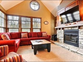 Panoramic Landscape Views - Heated Floors in the Kitchen & Bathrooms (6168) - Mont Tremblant vacation rentals