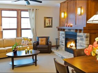 Located Beside the Le Geant Golf Course - Top of the Line Decor Throughout  (6180) - Mont Tremblant vacation rentals