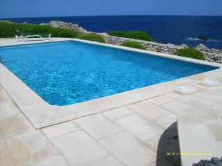 Sea Frontline House with180 degree panoramic sea views - Es Grau vacation rentals