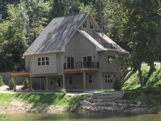 Lakefront Home Sleeps Up to 14, Beach and Pool - Lake Ozark vacation rentals