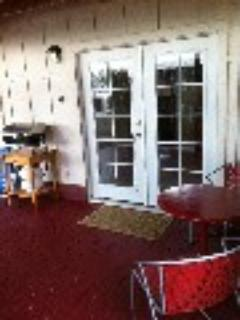 Front Entrance with Covered Lanai - PRIVATE APARTMENT FOR 2  GREAT LOCATION-AMMENITIES - Waikoloa - rentals