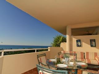Stunning Sea view in the Marbesa villa district! - Marbella vacation rentals