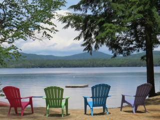 Glamping Plus!  Lovely, rustic lakefront cabin! - North Bridgton vacation rentals
