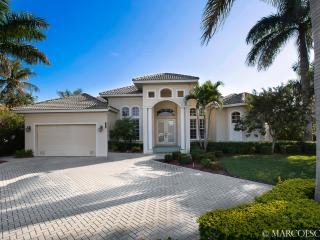 LA PLANTAIN - Tommy Bahama Island Estate, South Exposure, Central Location! - Marco Island vacation rentals