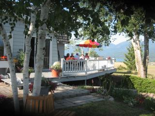 Jawdropping Polson Panorama/ Flathead Lake Charm - Flathead Lake vacation rentals