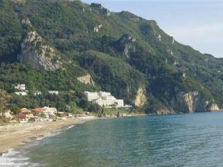 Self catering apartment for 4 p. 3minut to beach - Agios Gordios vacation rentals