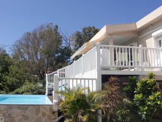 Villa piscine Martinique avec vue panoramique - Le Diamant vacation rentals