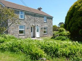 ROSEWELL COTTAGE, character features, great location,  peaceful cottage near St Ives, Ref. 20668 - Penzance vacation rentals