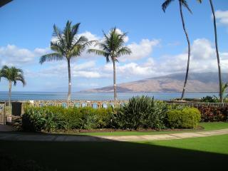 Ocean Breeze Hideaway Maui Oceanfront  2 br Condo - Kihei vacation rentals