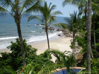 Our Beach.JPG - Villa Olivia at Patzcuaro Beach - Sayulita - rentals