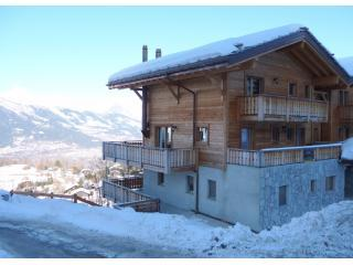 Luxuary chalet in 4 Valleys ski area, Switzerland - Nendaz vacation rentals