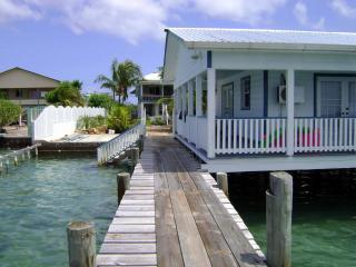 The Boat House - Live Over the Water - Utila vacation rentals