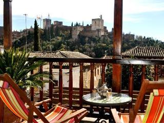 GRANADA -Beautiful family home with stunning views - Province of Granada vacation rentals