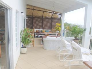 Out door Living  at cottage - Our Place in St Thomas - Charlotte Amalie - rentals