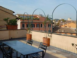 Trastevere Terrace Wide Apartment - Rome vacation rentals