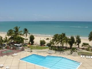 This is our beautifull Coral Beach Condo pool. - Beachfront Condo in Best Location of Isla Verde - Carolina - rentals