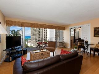 Luxury Ocean View Condo, Great Location - Honolulu vacation rentals
