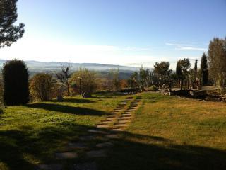 Podere Le Monache, nr. San Gimignano, Tuscany - Montaione vacation rentals