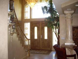 Large custom home ideal for reunions, big groups. - Las Vegas vacation rentals