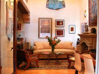 Centro Historico - Elegant 2BR - 1 Block to Jardin - San Miguel de Allende vacation rentals