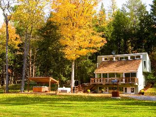 Charming Vermont Chalet with Hot Tub nr Woodstock & Killington - Eastern Vermont vacation rentals