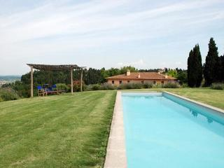I Gelsi, country apartment with pool in Tuscany - Livorno vacation rentals