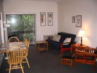 Living Room - Sun Valley Cottages, Condo #134 - Weirs Beach, NH - Laconia - rentals