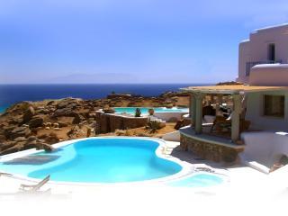 A private luxury villa to rent in Mykonos - Mykonos vacation rentals