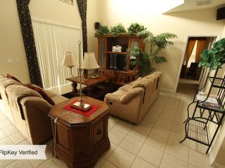 Beautiful 6 Bedroom Home, Diamond on the Island at - Kissimmee vacation rentals