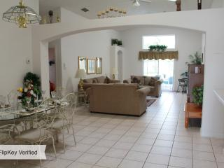 One Of Two 5 Bed 4 Bath Villas Near Disney Florida - Kissimmee vacation rentals
