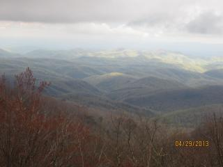 Caleb's Has a Great View and Super Location - Blowing Rock vacation rentals