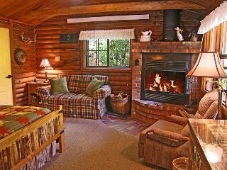 Honey Suckle Log Cabin - Sedona vacation rentals