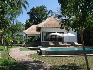 Villa of your dream at the coral reef / Diving - Candidasa vacation rentals