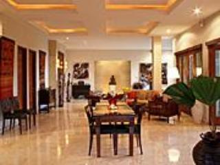 Main Living Area - The Alang-Alang Suite - Bali - rentals