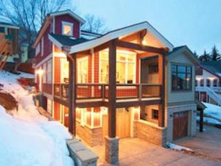 Designer luxury dreamhome steps 2 skiing & Main st - Park City vacation rentals