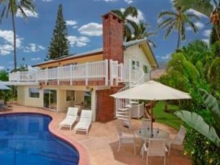 Lahaina Gate House 4-bed 3-bath Ocean View Pool - Lahaina vacation rentals