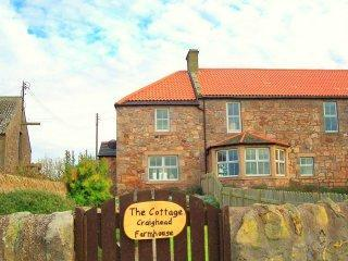Lovely cottage with breathtaking views, Crail - Image 1 - Crail - rentals