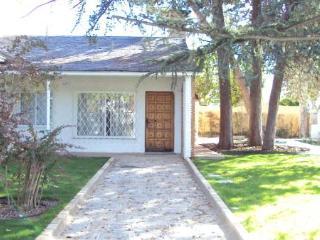 Nice village with garden and pool near Madrid - Colmenar Viejo vacation rentals