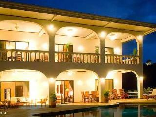 Four bedroom villa with pool, gorgeous ocean views - Playa Ocotal vacation rentals