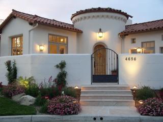 Santa Barbara-style luxury in quiet neighborhood - Santa Barbara vacation rentals