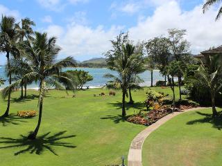 Lae Nani Condo 337 - Ocean Front Kapaa Condominium - Kapaa vacation rentals