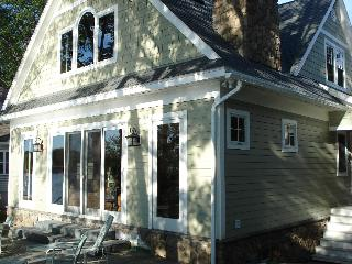 Stunning New Construction All SeasonLakefront Home - Chatham vacation rentals