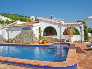 Beautiful Andalucian Moorish style villa - views - Malaga vacation rentals