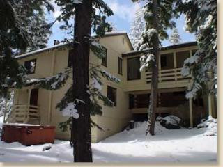 Tahoe Hideaway:Lake Tahoe,Beach,Casino,Hottub,Wifi - Tahoe Vista vacation rentals
