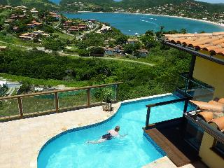 Luxury 5BR Home in Buzios with Ocean view from every bedroom - Buzios vacation rentals