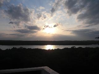 Home w/ spectacular sunset views of Arbuckle Lake - Sulphur vacation rentals