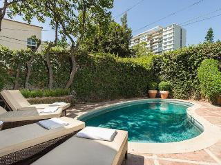 designer 5 bedroom villa, pool, guest house - West Hollywood vacation rentals