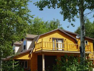 Waterfront 2 bedroom/2 bath loft near Mt. Katahdin - Millinocket vacation rentals
